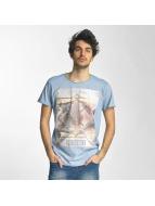Sublevel t-shirt No Limit blauw
