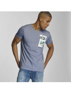 Sublevel t-shirt Summer Vibes Only blauw
