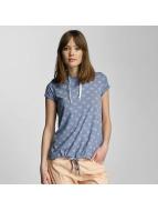 Sublevel T-Shirt Hearts bleu