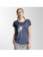 Sublevel T-Shirt Make a Wish blue