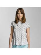 Sublevel T-Shirt Hearts grey