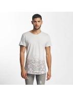 Sublevel t-shirt Camouflage Print grijs