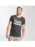 Sublevel T-Shirt Keep Ya Head Up gris