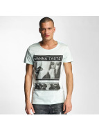 Sublevel t-shirt Wanna Taste ? groen