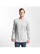 Sublevel T-Shirt manches longues Unique gris