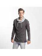 Sublevel T-Shirt manches longues Alpha gris
