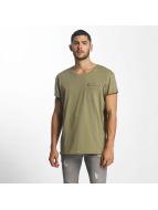 Sublevel t-shirt NY City olijfgroen