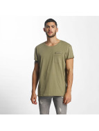 Sublevel T-Shirt NY City olive