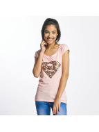 Sublevel T-Shirt Superman rosa