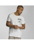 Sublevel T-Shirt Summer Vibes Only weiß