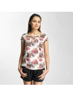 Sublevel t-shirt Roses wit