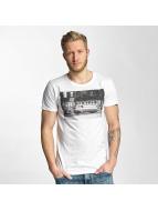 Sublevel T-shirts Keep Ya Head Up hvid