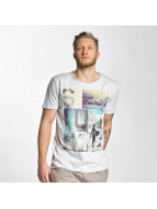 Sublevel T-Shirty Surf Culture szary