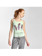 Sublevel Tank Tops Catching Dreams зеленый