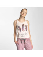 Sublevel Tank Tops Catching Dreams розовый