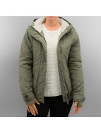 Sublevel Winter Jacket Kaela olive