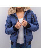 Sublevel Winterjacke Winter blau