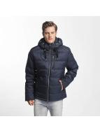 Sublevel Winterjacke Quilt blau