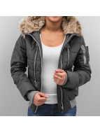 Sublevel Winterjacke Winter grau