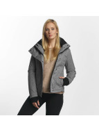 Sublevel Winterjacke Jacket grau