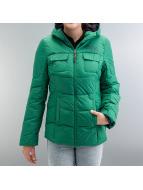 Sublevel Winterjacke Stitched grün