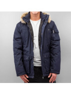 Sublevel winterjas Cool blauw