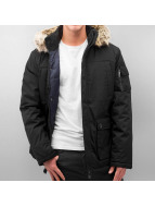 Sublevel winterjas Cool zwart