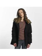 Sublevel winterjas upper zwart