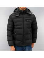 Sucker Grand Winterjacke Feno schwarz