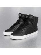 Supra Baskets Skytop High Skate noir