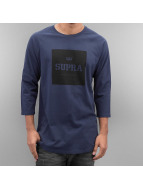 Supra Longsleeve International Prem blue