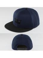 Supra Snapback Icon bleu