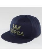 Supra Snapback Above bleu
