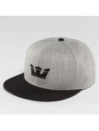Supra Snapback Cap Icon grey