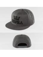 Supra Snapback Cap Above grey
