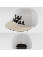 Supra Snapback Cap Above grigio