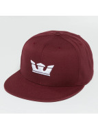Supra snapback cap Icon rood