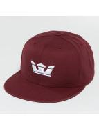 Supra Snapback Cap Icon rosso