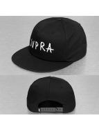 Supra snapback cap Scribble zwart