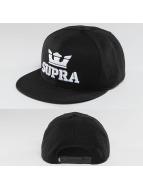 Supra snapback cap Above zwart