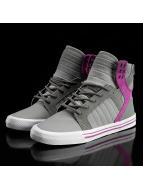 Supra Sneaker Skytop Skate grau