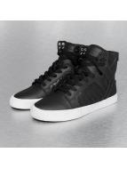 Supra Sneaker Skytop High Skate schwarz
