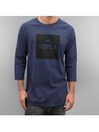 Supra T-Shirt International Prem blau