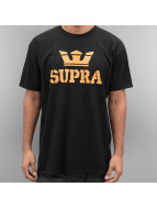 Supra t-shirt Above zwart