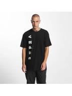 Supra t-shirt Heritage zwart