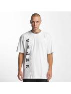 Supra T-shirts Heritage hvid
