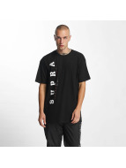 Supra Heritage T-Shirt Black/White