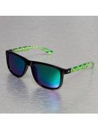 SUR Aurinkolasit Street Checker Polarized vihreä