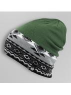 SUR Beanie Street Cuff Knit grün