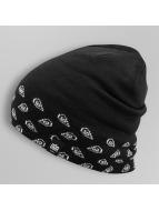 SUR Beanie Street Cuff Knit zwart
